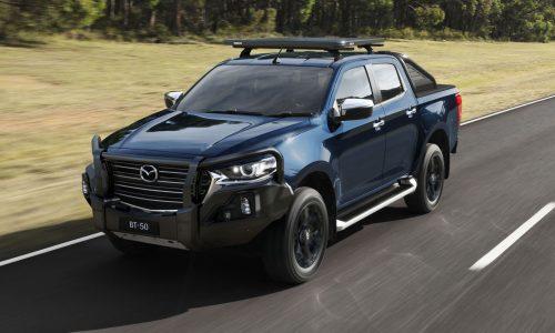 Mazda Australia confirms accessories for 2021 BT-50