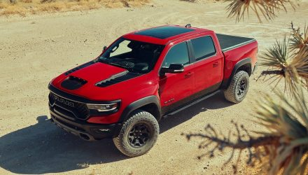 2021 Ram 1500 TRX revealed: most powerful, quickest pickup in the world