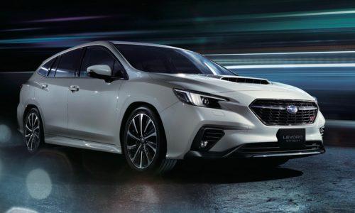 2021 Subaru Levorg revealed, styling to inspire next WRX?