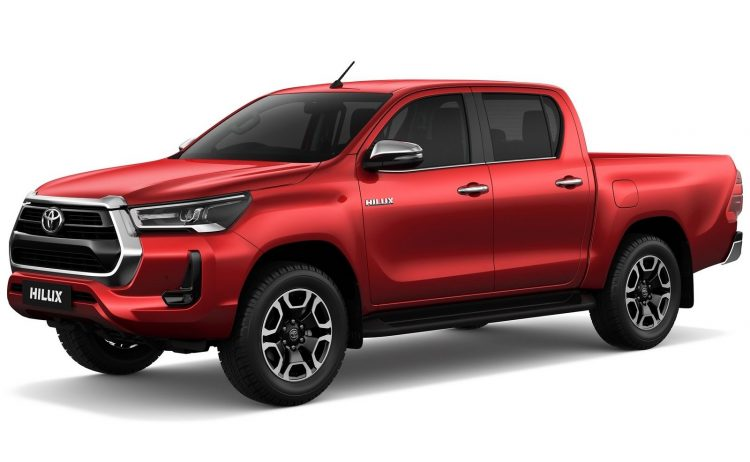 2021 toyota hilux initial prices revealed sr5 from