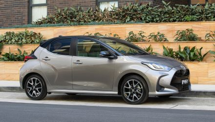 2020 Toyota Yaris now on sale in Australia, adds hybrid option