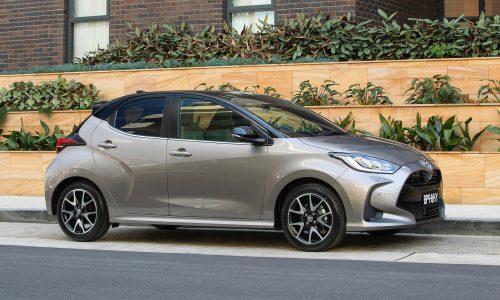 2020 Toyota Yaris now on sale in Australia, adds hybrid option