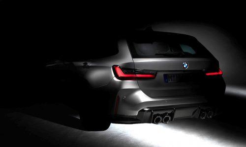 2023 BMW M3 Touring confirmed, development underway