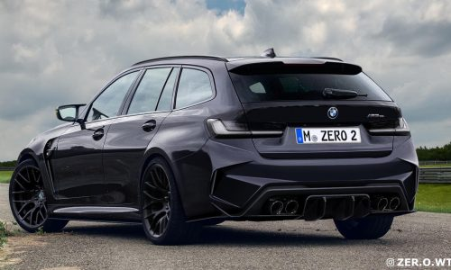 BMW M3 Touring wagon under consideration, based on G80 – report