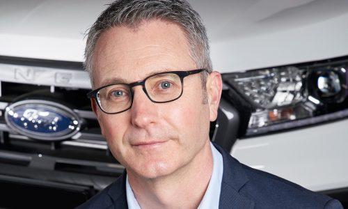 Andrew Birkic becomes new Ford Australia boss
