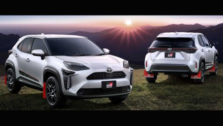 Toyota Yaris Cross gets Gazoo Racing treatment