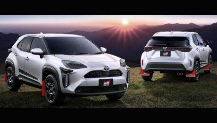 Toyota Yaris Cross gets Gazoo Racing treatment