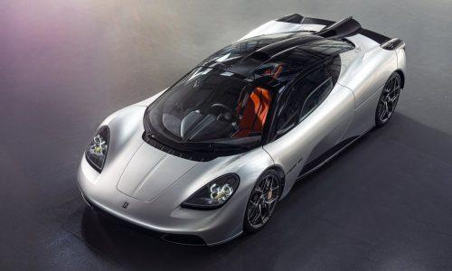 Gordon Murray T.50 unveiled, 'better than McLaren F1'