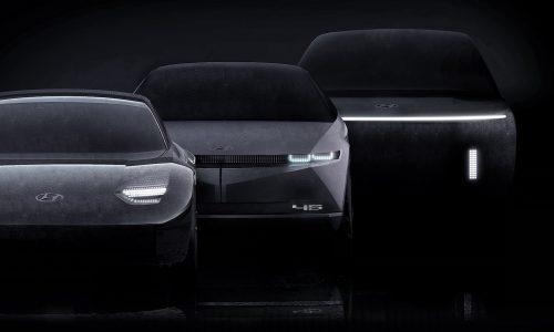 Hyundai confirms IONIQ 5, 6, 7 under new EV sub-brand