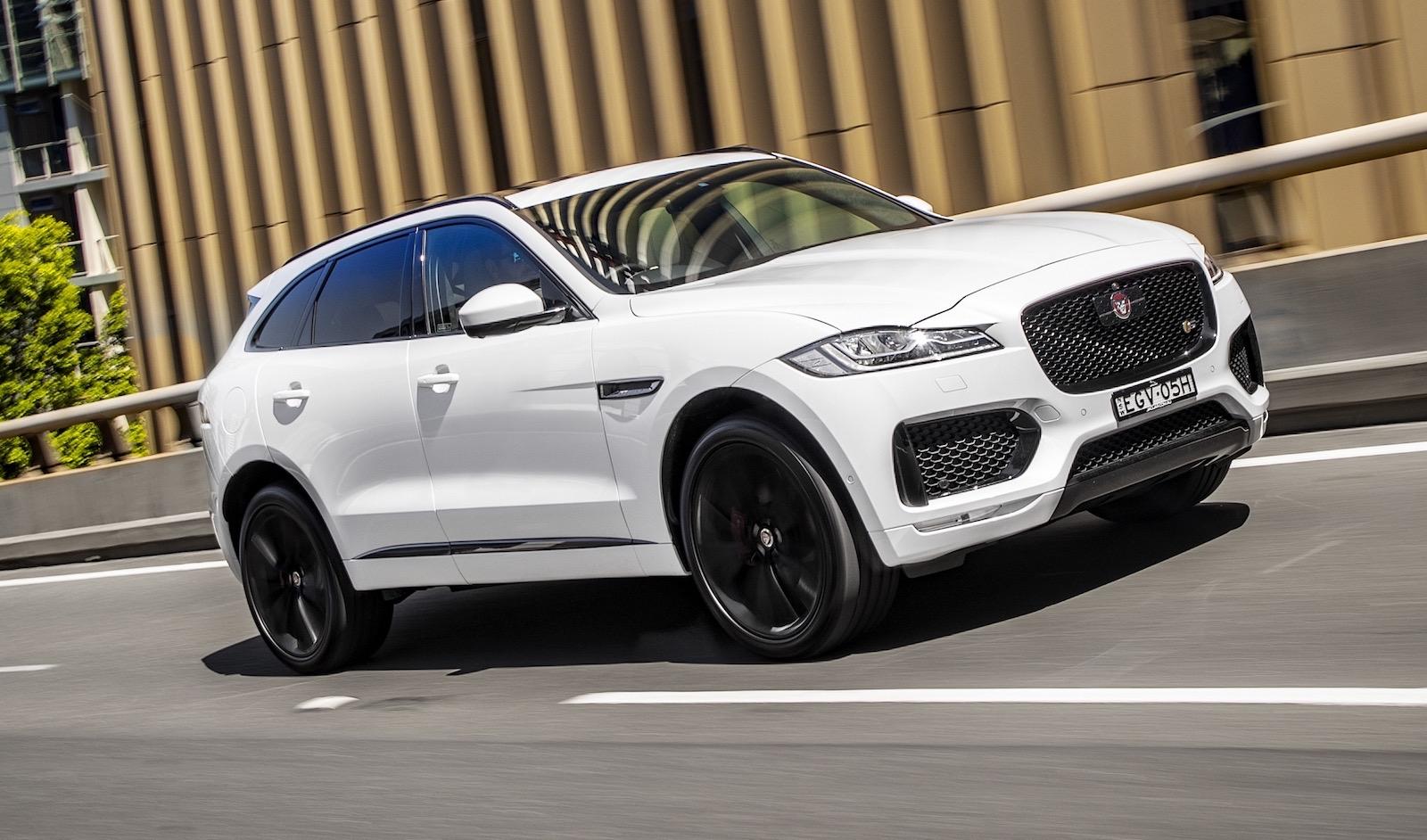 2021 Jaguar F Pace S To Get Inline 6 P400 D350 Engines Performancedrive