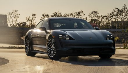 MY2021 Porsche Taycan update boosts tech, even quicker