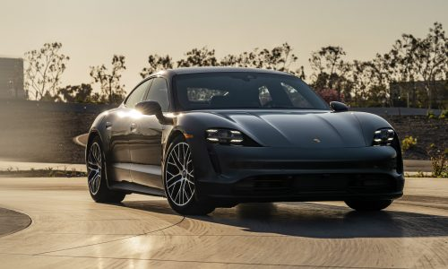 MY2021 Porsche Taycan update boosts tech, even quicker