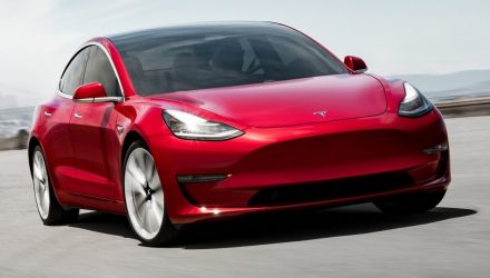 Tesla hatchback under consideration based on Model 3, Model 2? – report