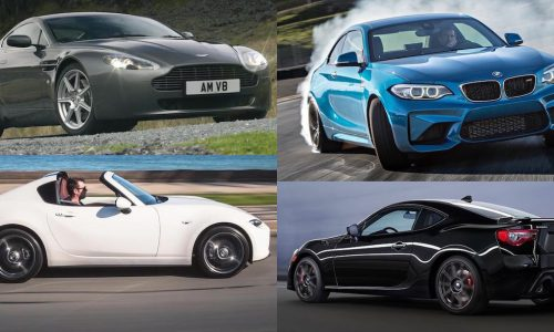 Top 4 Affordable Manual Sports Cars