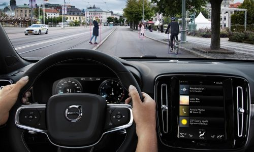 Volvo tops 2020 JD Power Tech Experience Index Study