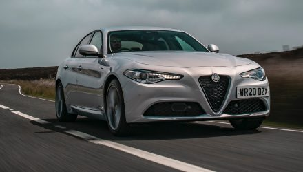 MY2020 Alfa Romeo Giulia update now on sale in Australia