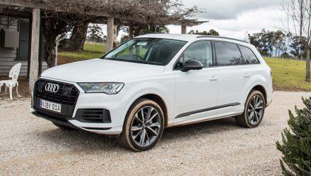 2020 Audi Q7 45 TDI review (video)