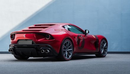 One-off Ferrari Omologata unveiled, based on 812 Superfast