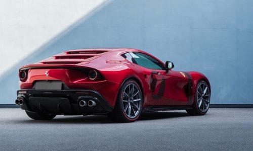 One-off Ferrari Omologata unveiled, based on 812 Superfast