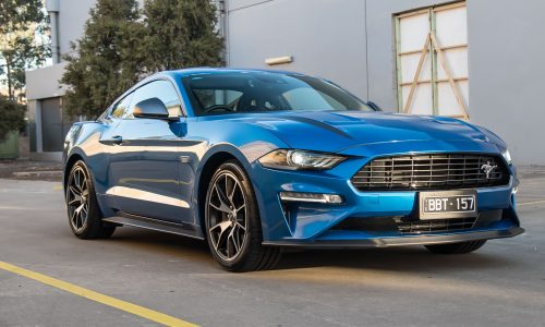 2020 Ford Mustang 2.3 High Performance review (video)