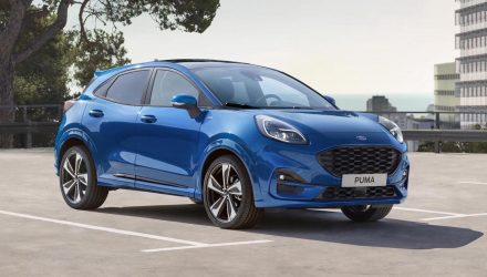 2020 Ford Puma on sale in Australia from $31,990 drive-away