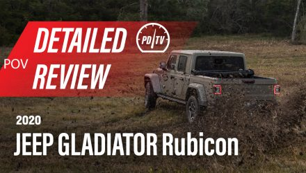 Video: 2020 Jeep Gladiator Rubicon – Detailed review (POV)