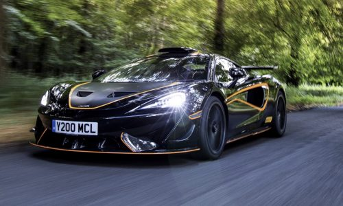 McLaren Special Operations creates 'R Pack' for 620R road car