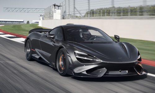 McLaren 765LT production commences, 9.9 second 1/4 mile confirmed