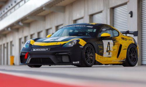 First 2020 Porsche 718 Cayman GT4 Clubsport lands in Australia (video)