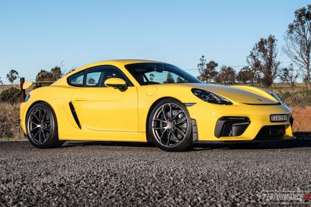 2020 Porsche 718 Cayman GT4-PerformanceDrive