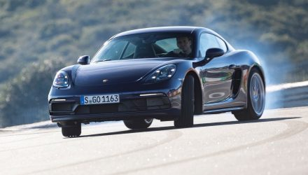 2021 Porsche 718 Boxster/Cayman GTS, GT4 get PDK auto option