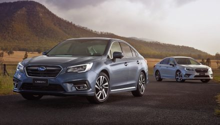Subaru Liberty being killed off in Australia, no new model coming