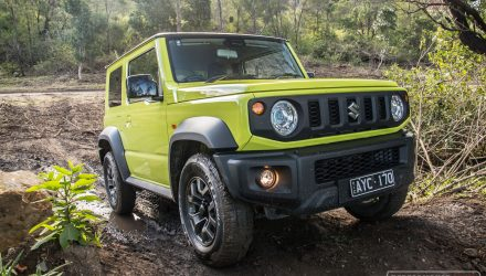 2020 Suzuki Jimny review – manual & auto