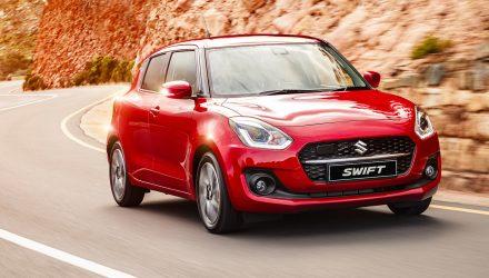 2020 Suzuki Swift Series II now on sale in Australia