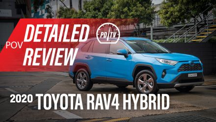 Video: 2020 Toyota RAV4 Hybrid – Detailed review (POV)