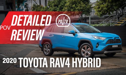 Video: 2020 Toyota RAV4 Hybrid – Detailed review (POV)