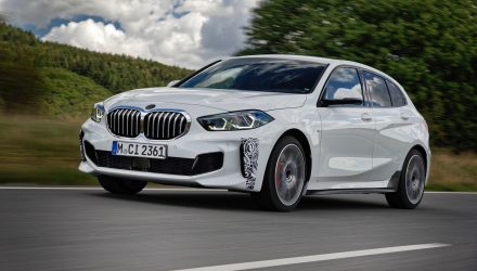 New BMW 128ti in the works; warm hatch to slot below M135i