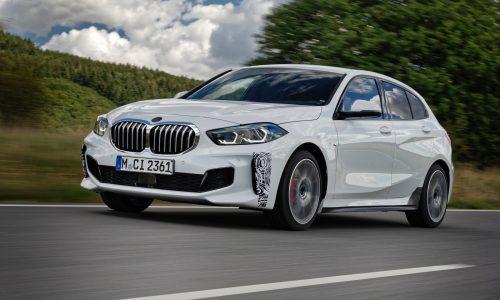 New BMW 128ti in the works; warm hatch to slot below M135i