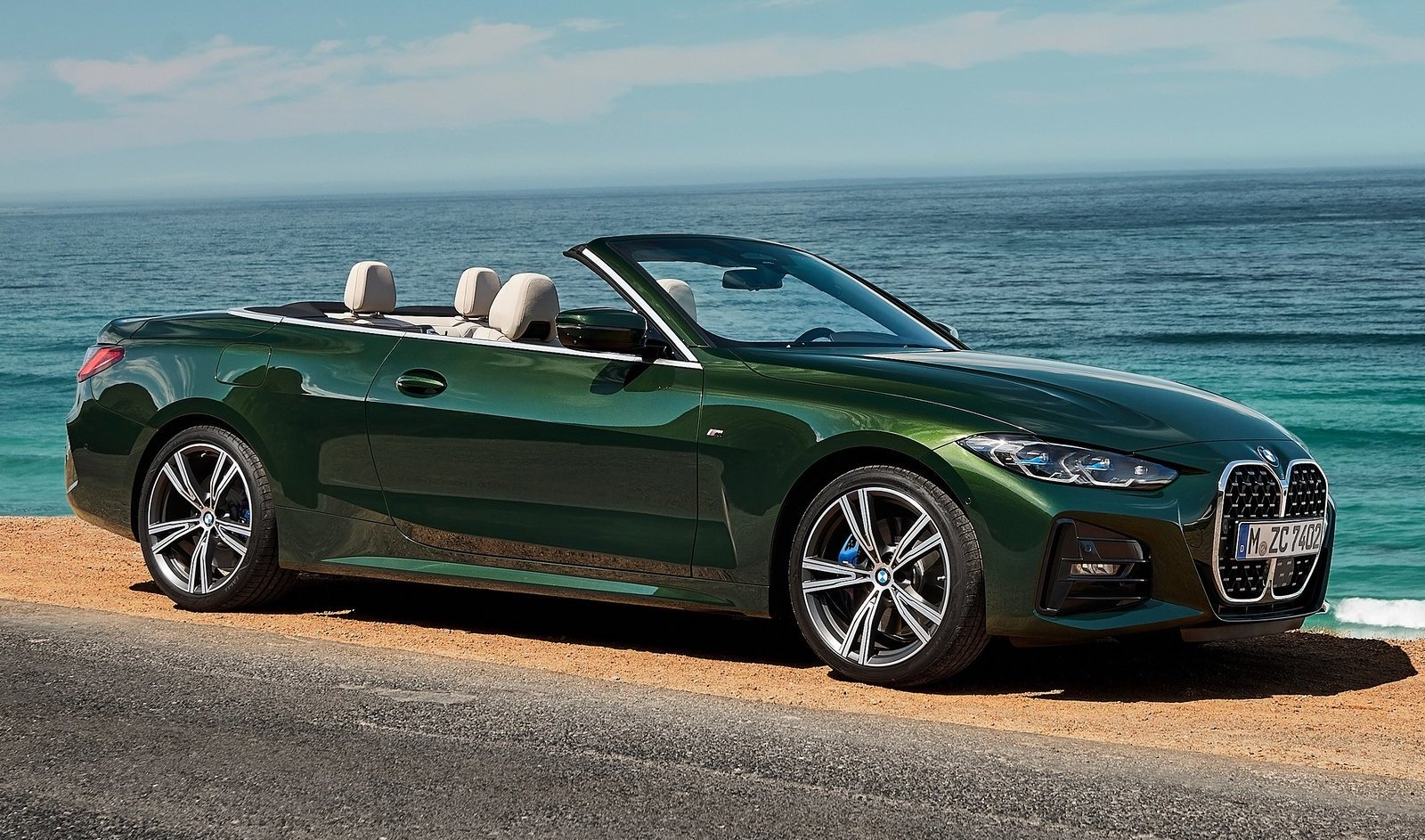 New BMW 4 Series convertible revealed, in Australia Q1 ...