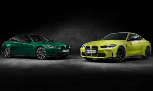 2021 BMW M3 and M4 revealed via leaked images