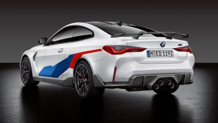 BMW already prepares M Performance parts for new M3, M4