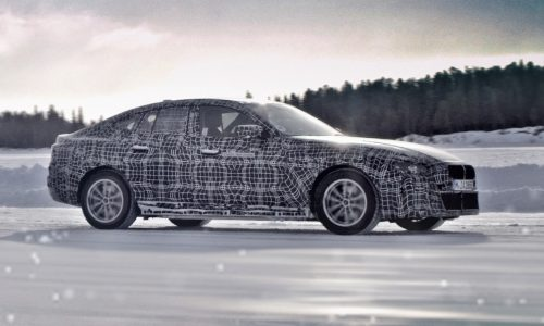 M Performance BMW i4 on the way, fully electric M model years away
