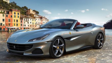 Ferrari Portofino M announced as refreshed GT convertible