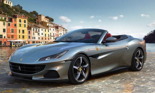 Ferrari Portofino M announced as refreshed GT convertible