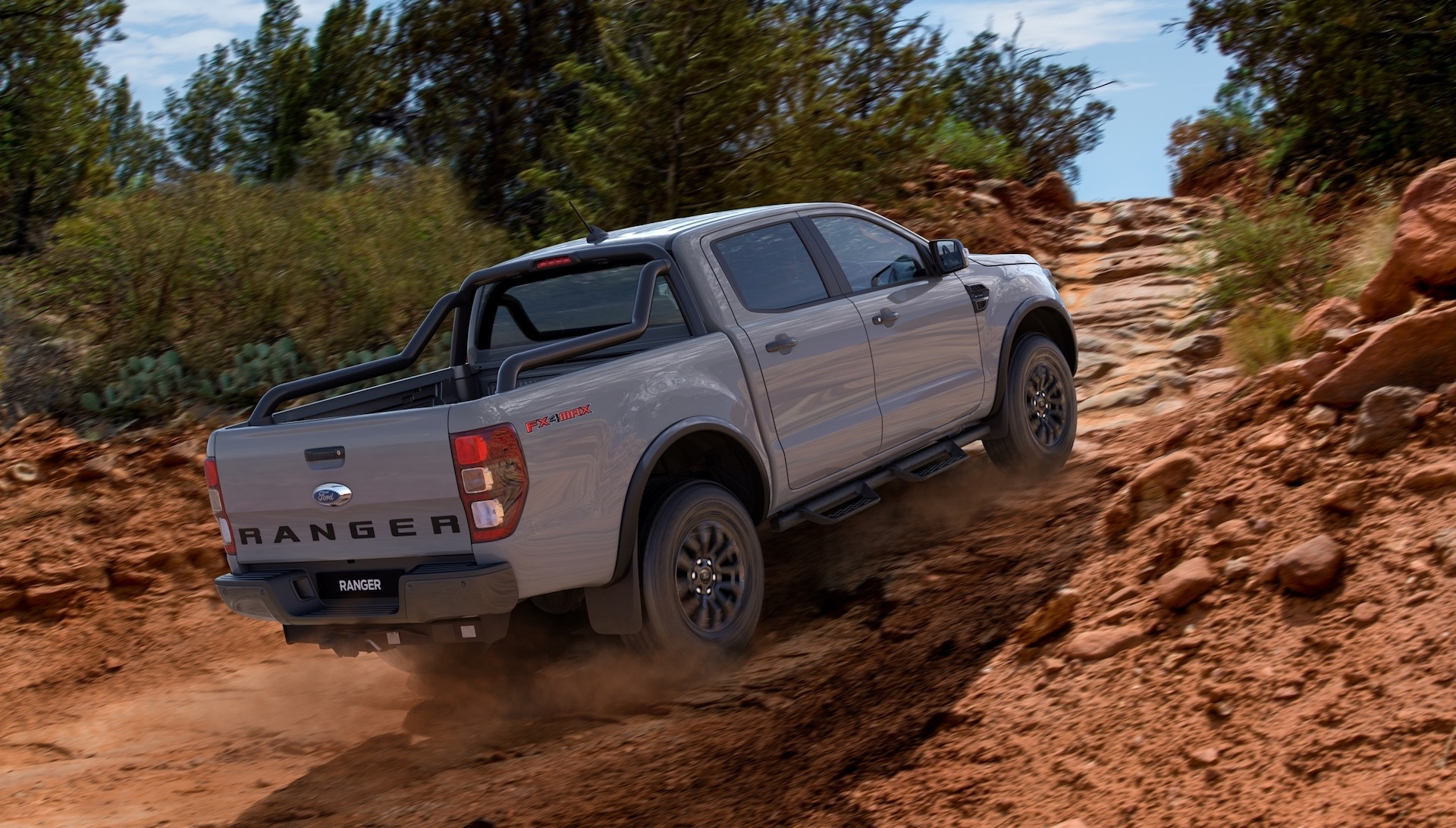 2021 ford ranger fx4 max now on sale in australia