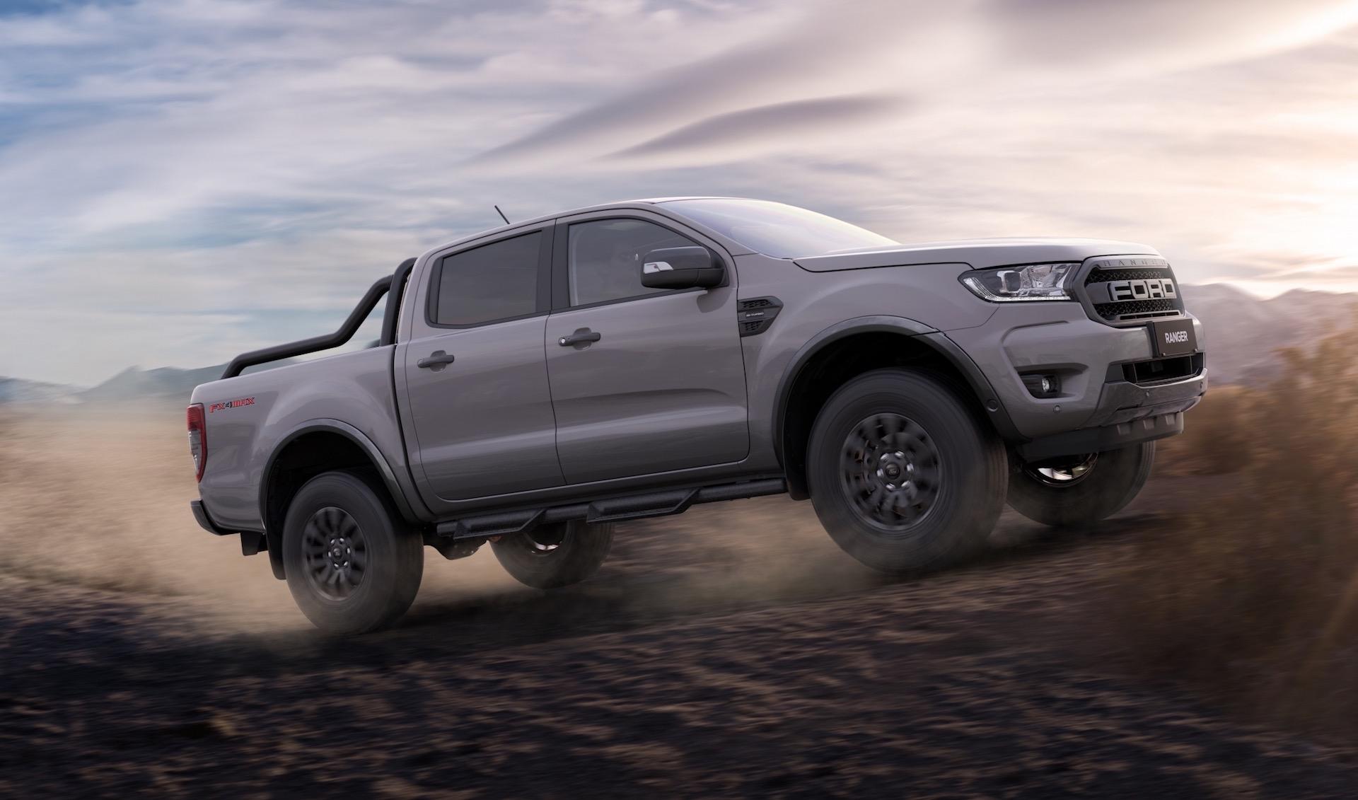 2021 ford ranger fx4 max now on sale in australia