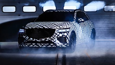 All-new Genesis GV70 mid-size SUV previewed