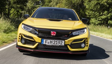 2021 Honda Civic Type R Limited Edition - 4