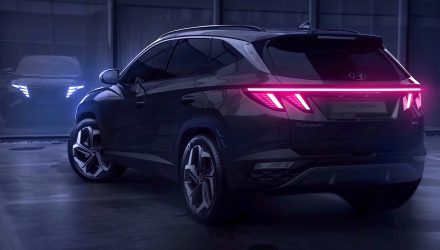 2021 Hyundai Tucson official design revealed
