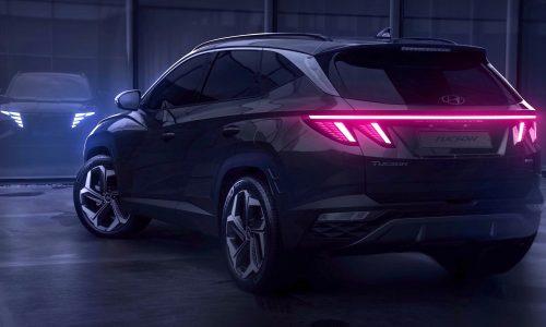 2021 Hyundai Tucson official design revealed
